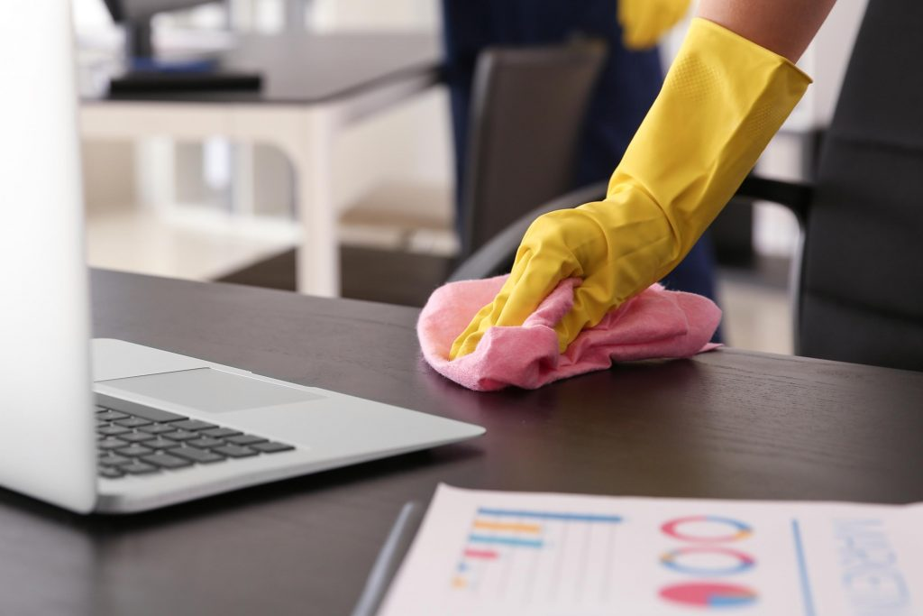 Office Cleaning Company - (EBS)