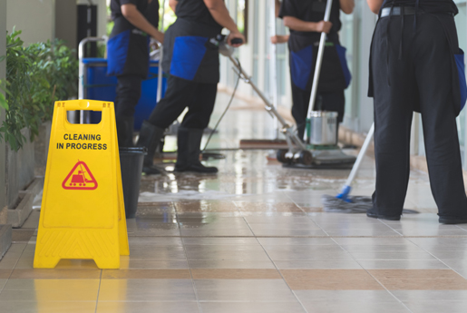 Commercial Cleaning Company Arlington Heights, IL