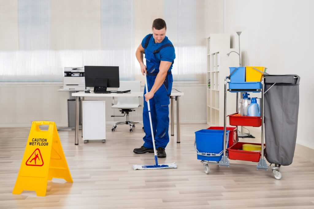 How Professional Office Cleaning Can Save You Money